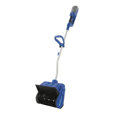 Snow Joe iON13SS-HYB Hybrid Snow Shovel | 13-Inch | 40 Volt | 4 Ah Battery |