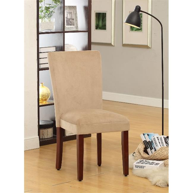 Kinfine N6354-B117 19 x 23.5 in. Parsons Chair by