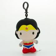 """Yume - DC Comics - 4"""" Plush Wonder Woman Clipon"""