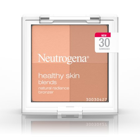 Neutrogena Healthy Skin Blends, 30 Sunkissed, Bronzer,.3 (Best Bronzer For Contouring Olive Skin)