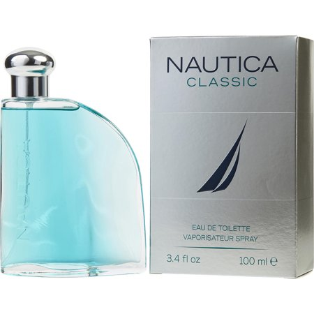 Best Nautica Classic Eau De Toilette, 3.4 Oz deal