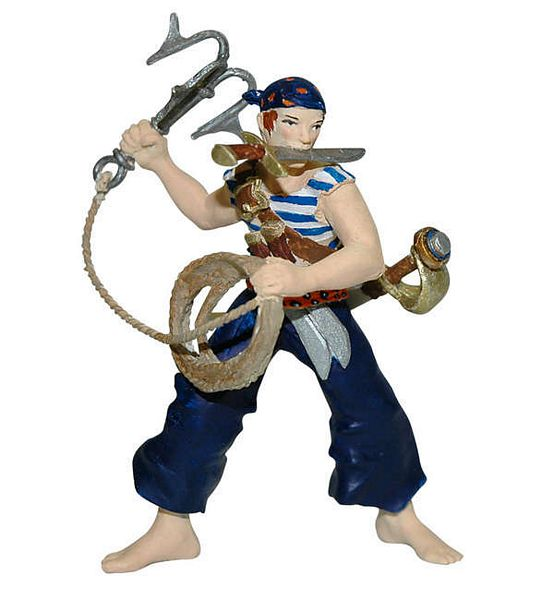 Pirate with Grapnel - PP39442