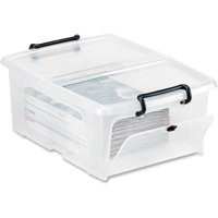 CEP, CEP2006950110, Strata Front Opening Box 20L, 1 Each, Transparent
