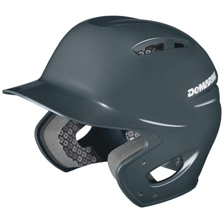 Paradox Protege Pro Batting Helmet, Charcoal, Youth, Dual density padding fitted specifically to your head size By DeMarini from USA ()
