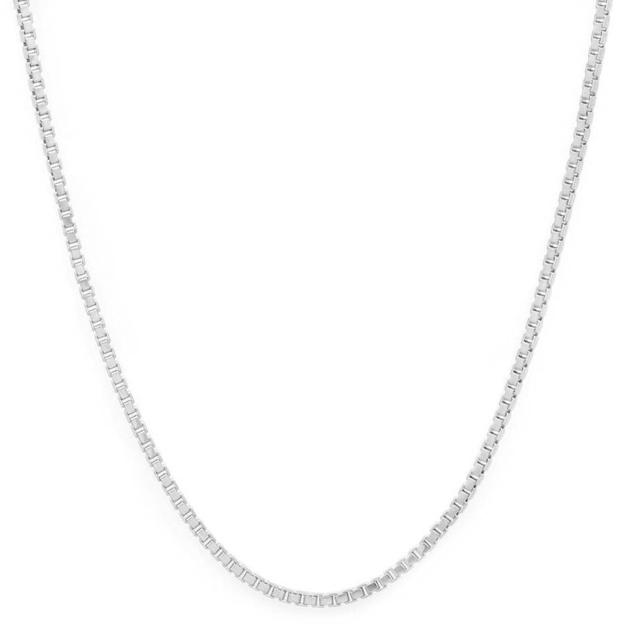 Image of A .925 Sterling Silver 2mm Box Chain, 30""