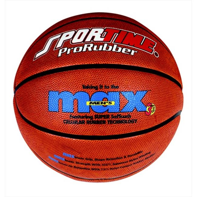 Sportime 017074 Max Womens 28.5 In. Prorubber Basketball