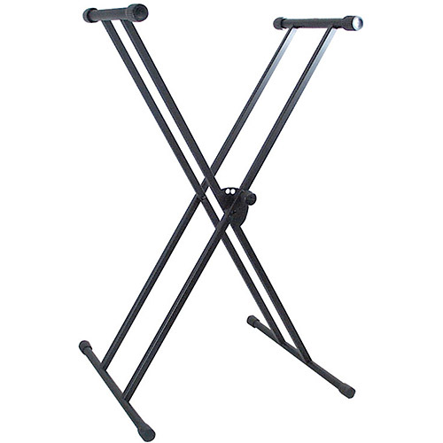 Mirage Double-Braced X-Type Keyboard Stand