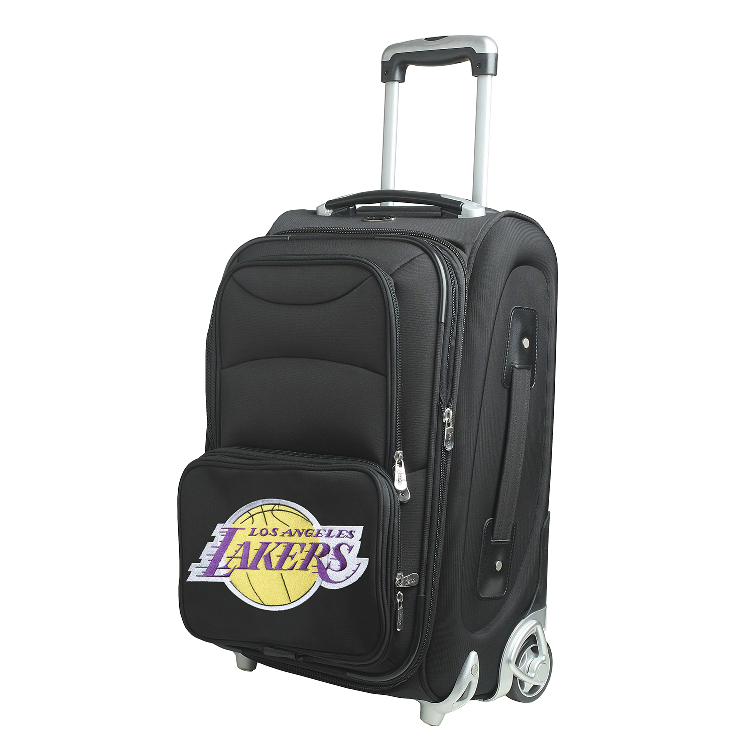"""Los Angeles Lakers 21"""" Rolling Carry-On Suitcase - No Size"""