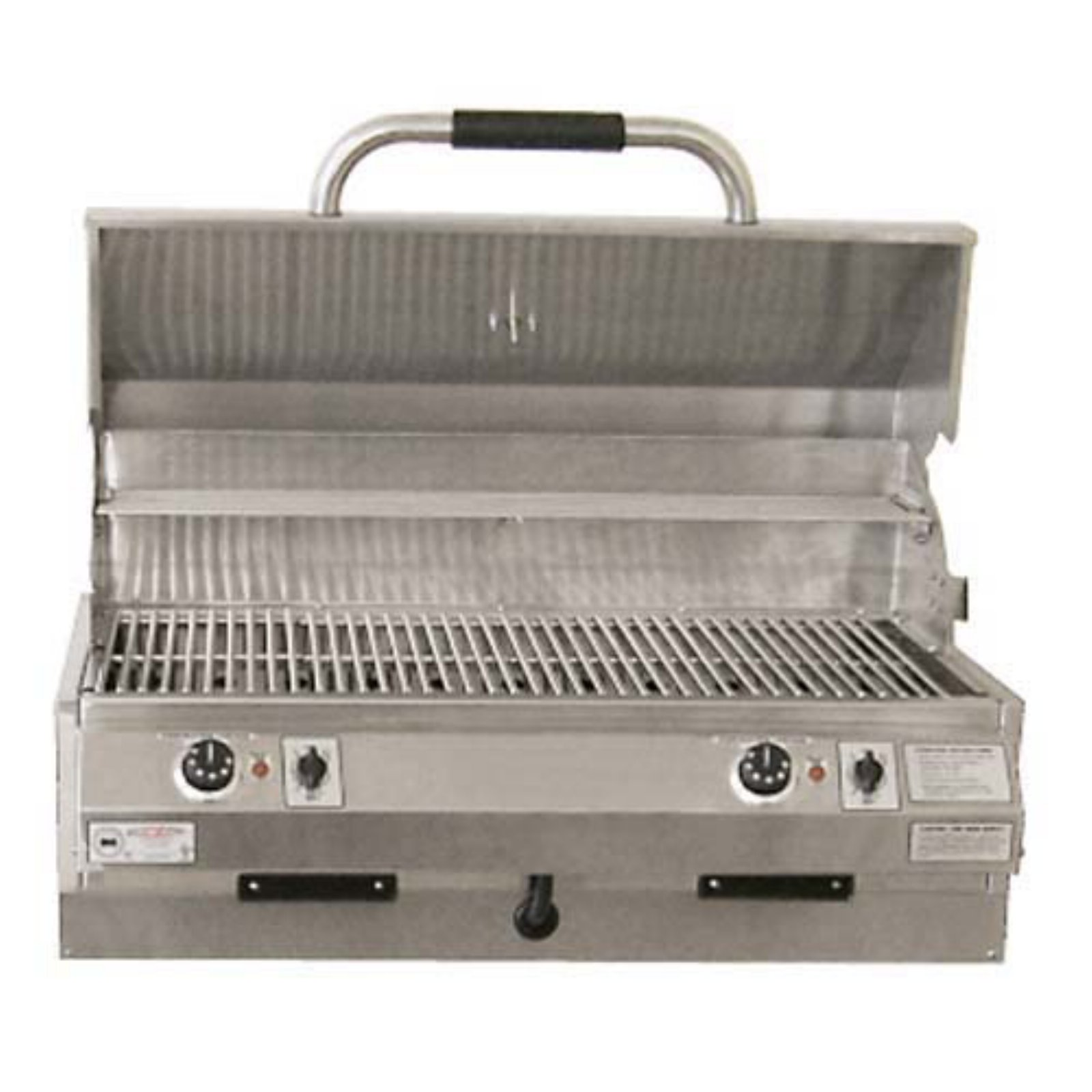 Electri-Chef Island 32 in. Build-In Electric Grill - Dual Burner