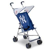 MLB New York Yankees Lightweight Umbrella Stroller by Delta Children