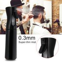 WALFRONT Salon Barber Beauty Hair Sprayer Empty Water Bottle Sprayer Spray Mist Hairdressing Tools (200ml / 300ml)