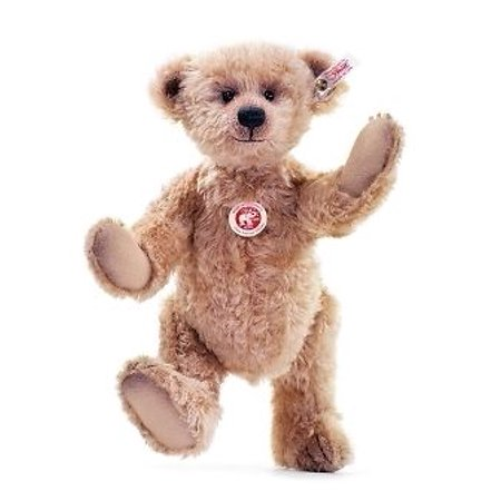 Steiff 2009 Mohair Teddy Bear Jona Light Brown #036224 ()