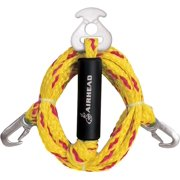AIRHEAD HD Tow Harness, Yellow/Red, 12 ft