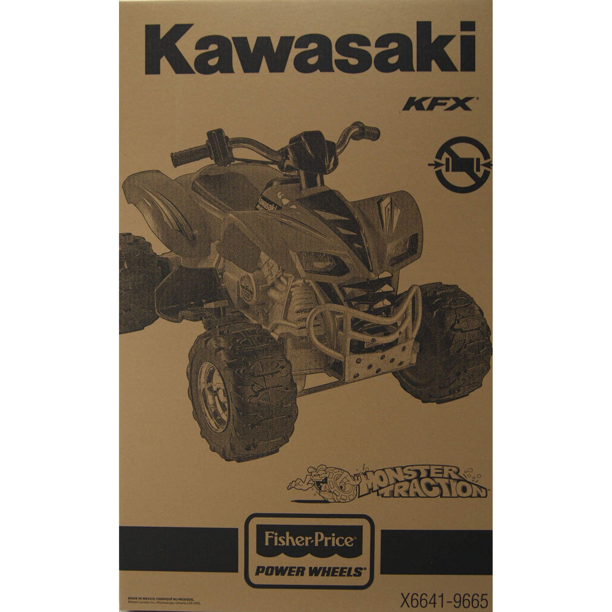 Power wheels kawasaki kfx 12 volt battery powered ride on green power wheels kawasaki kfx 12 volt battery powered ride on green walmart fandeluxe Images