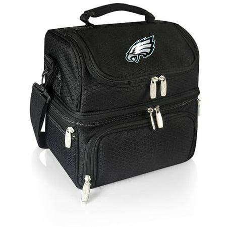 NFL Lunch Box by Picnic Time, Pranzo Philadelphia Eagles, Black by