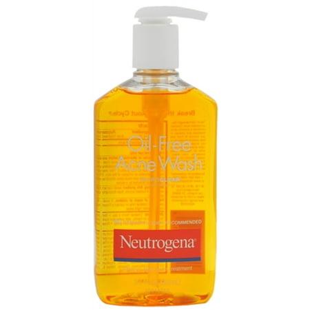 Neutrogena Oil-Free Acne Wash 9.10 oz