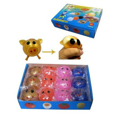 Assorted Splat Pig (1 pig per order) - Splat Toys