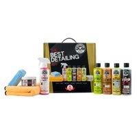 Chemical Guys HOL800 The Best Detailing Kit, 16 fl. oz, 8 Pack