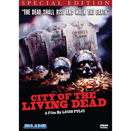 Party City Day Of The Dead (City Of The Living Dead (DVD))