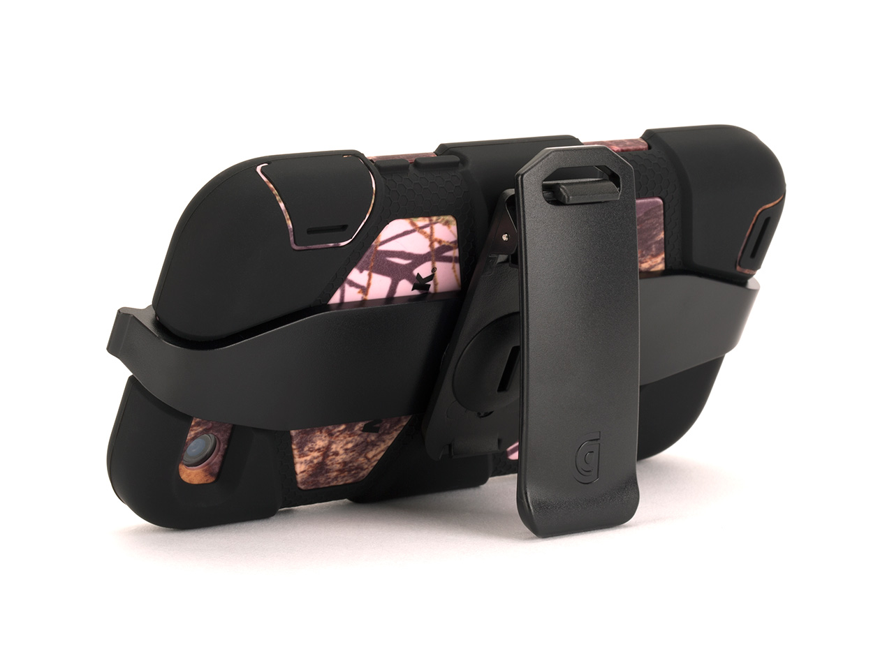 save off b2eba a3bfe Griffin Griffin Survivor All-Terrain Case in Mossy Oak Camo for iPhone  6/6s, Real-world proven protection with Rotating Belt Clip