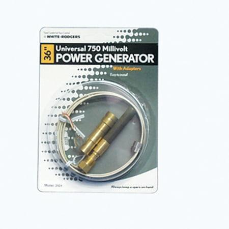 Millivolt Power Generator (Empire Millivolt Thermostat)