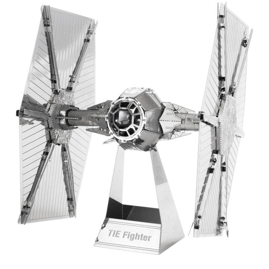 Metal Earth 3D Laser-Cut Model, Star Wars TIE Fighter