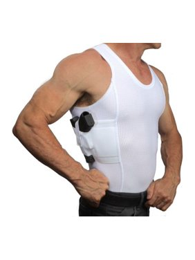 7e6d94b4619ae7 Product Image UnderTech Undercover Mens Concealment Holster Tank Top Coolux  Shirt