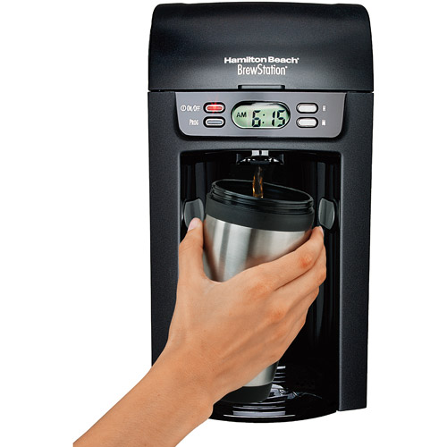 Hamilton Beach 6-cup BrewStation Coffeemaker, 48274