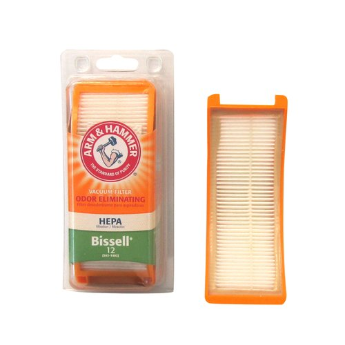 Arm & Hammer Odor Eliminating Vacuum Filter, Bissell 12