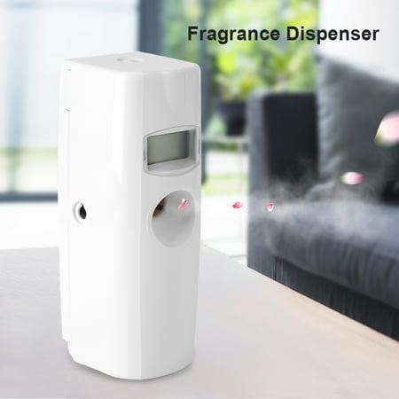 Garosa Distributeur automatique de parfum, rafraîchisseur automatique de parfum de parfum d'arome de distributeur automatique de parfum de moniteur d'affichage d'affichage à cristaux liquides, - image 4 de 8