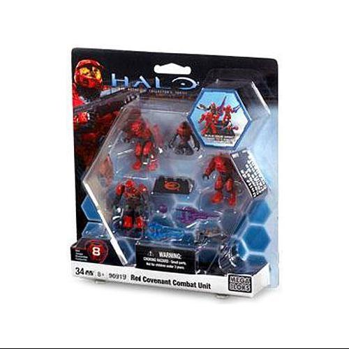 Halo Red Covenant Combat Unit Set Mega Bloks 96919