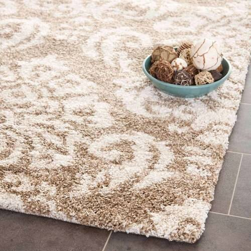 Safavieh Desmond Damask Shag Area Rug or Runner