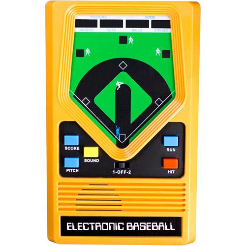Electronic Baseball Game