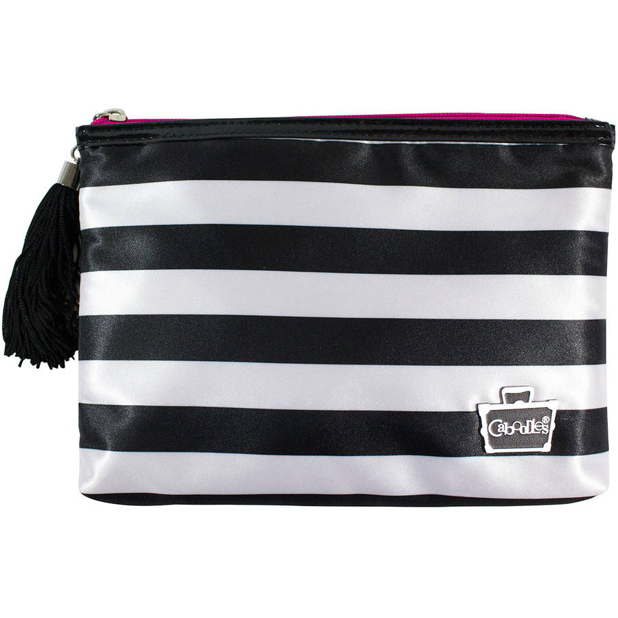 Caboodles Soulmate Purse with Thread Tassel