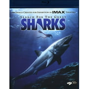 IMAX: Search For The Great Sharks (Blu-ray) by INCEPTION MEDIA GROUP