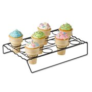 Home  Cupcake Cone Baking Rack