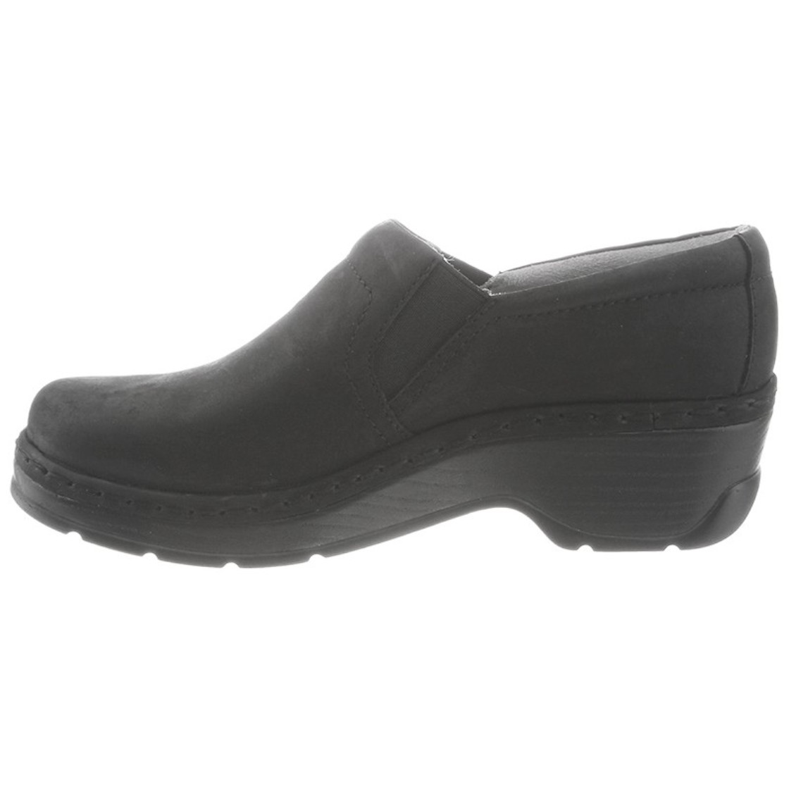 Klogs Naples Mens Womens Clogs Black Smooth by Latitudes Inc.