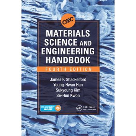 - CRC Materials Science and Engineering Handbook