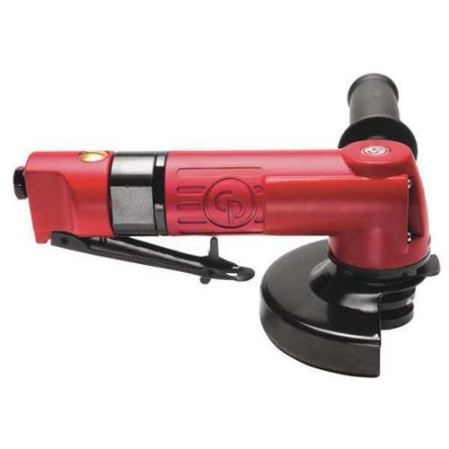 CHICAGO PNEUMATIC CP9122BR Air Angle Grinder,12,000 rpm,9-1/3 In. L