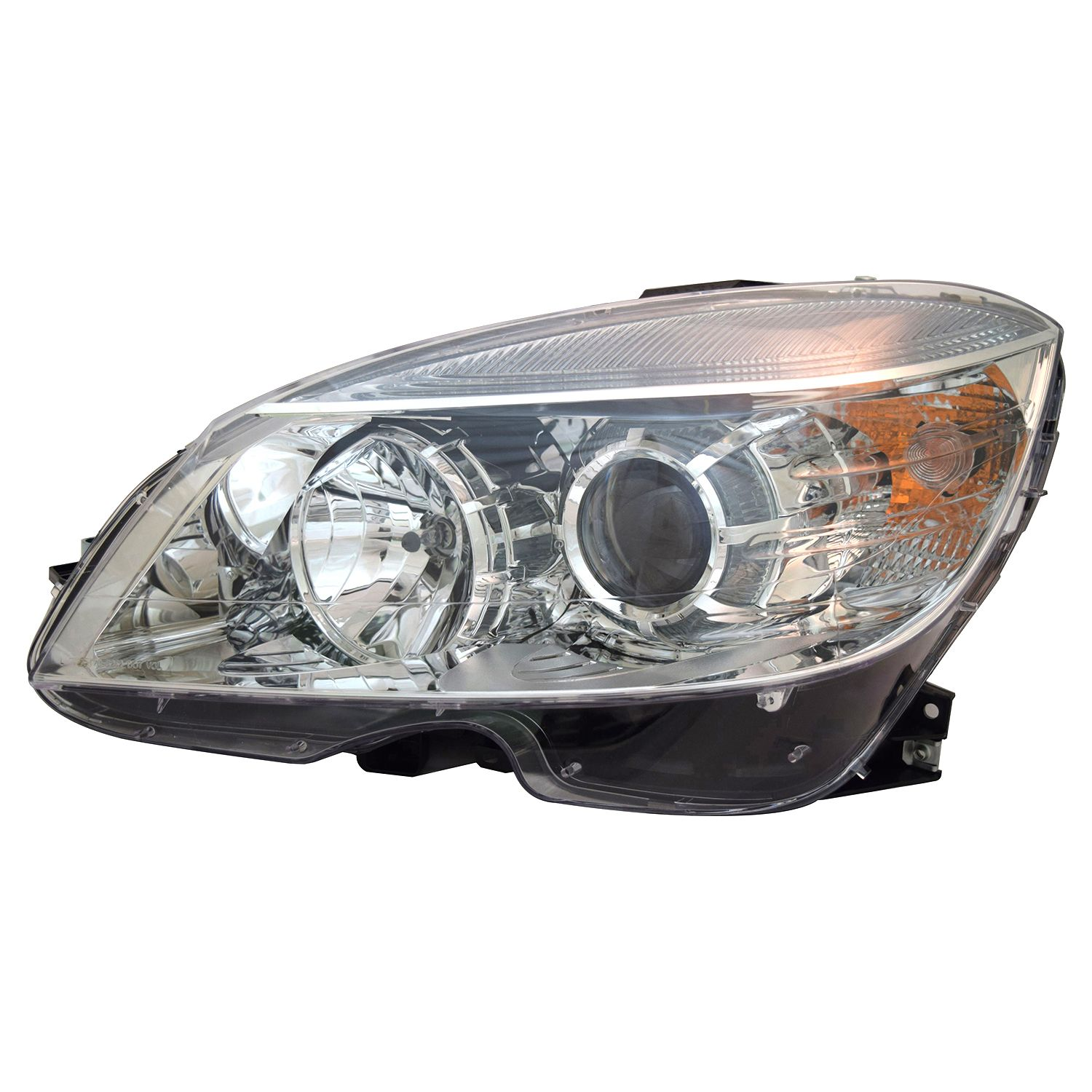 For 2007 2008 2009 2010 2011 Accent GS SE GLS SR Headlights Headlamps Left+Right