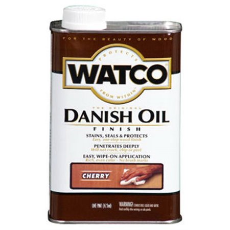 Part 65251,Rust-Oleum,Watco, PT, Cherry, Danish Oil Finish, Not Available To