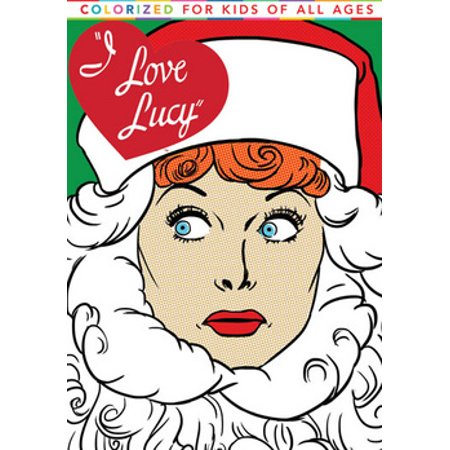 I Love Lucy Christmas Special (DVD)