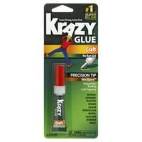 Krazy Glue Advanced Formula Craft Gel, 0.14 Oz.