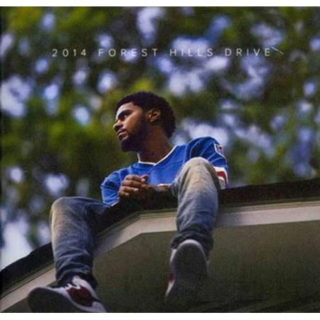 J. Cole - 2014 Forest Hills Drive (Explicit) (CD)