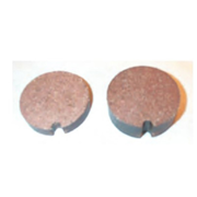 BRAKE PAD METAL PAIR