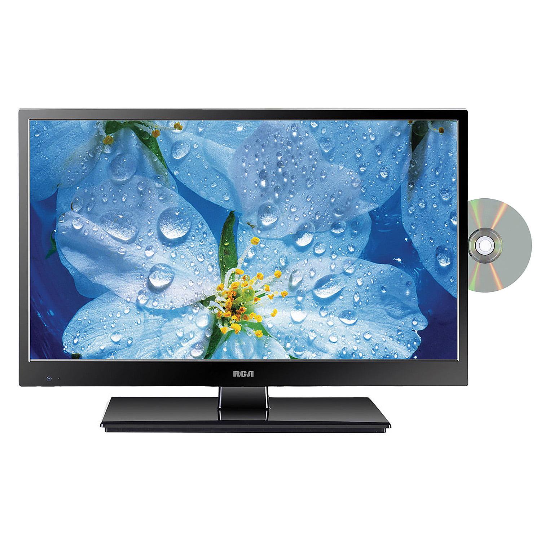 RCA DECG22DR 22-Inch Class LED Full HDTV AC DC Power DVD Combo by RCA