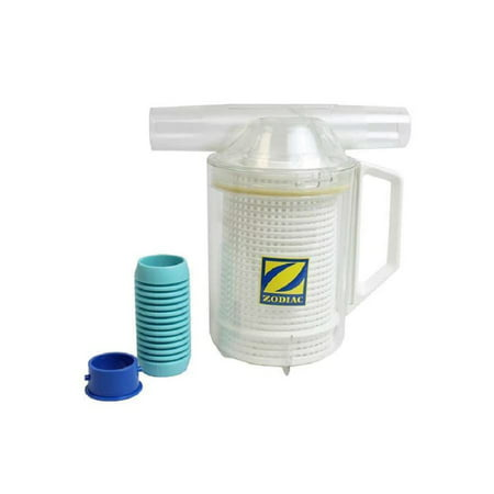Jandy Zodiac W26705 Baracuda Leaf Catcher InLine Filter for Suction Pool Cleaner (Leaf Catcher)