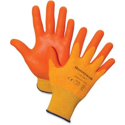Honeywell Tuff-Glo Hi-Viz Safety Gloves HWL395HVZXL
