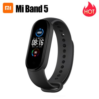 Xiaomi Mi Band 5 Fitness Tracker Smart Bracelet