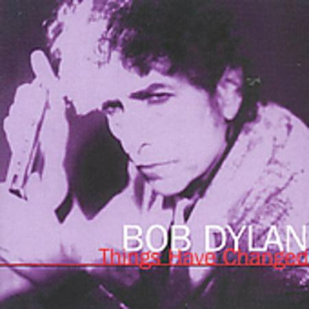 Bob Dylan   Bob Dylan  Vol  3 Things Have Changed Alive  Cd